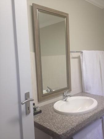 Vanderbijlpark, Afrika Selatan: Bathroom