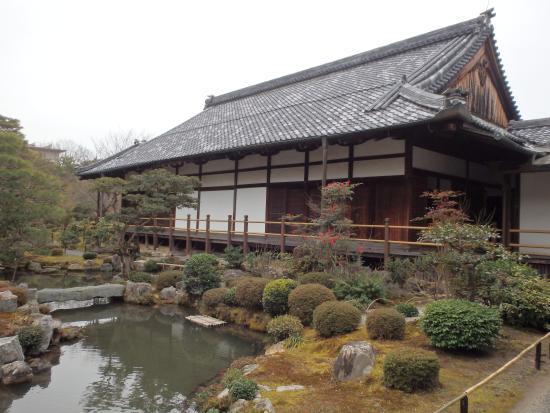 Toji-in Temple: 方丈(本殿)