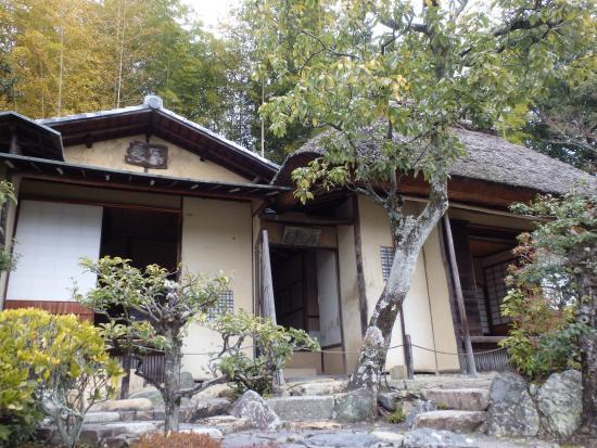 Toji-in Temple: 清漣亭(茶室)