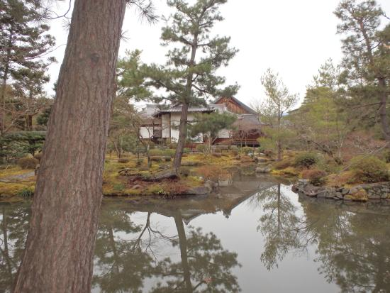 Toji-in Temple: 芙蓉池