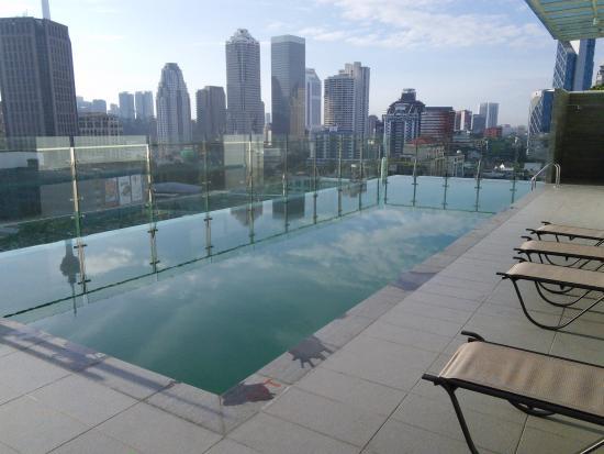 WP Hotel: Swimming pool