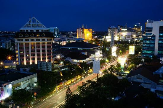 @HOM Hotel Simpang Lima by Horison: View from top floor