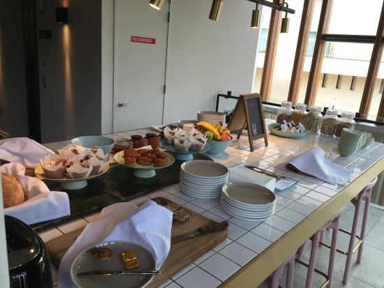 Alex Hotel Breakfast Buffet Good Quality And Fresh