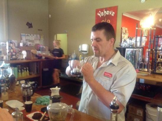 Henley Brook, Avustralya: Tony our guide