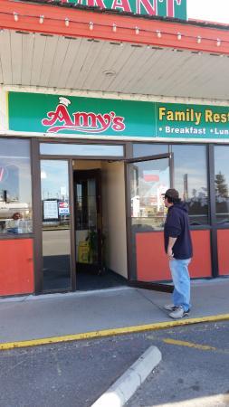Vulcan, Kanada: Amy's