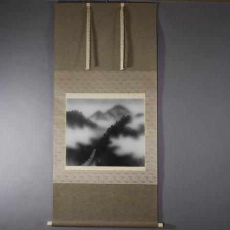 ART NOMURA: Landscape Painting: Smoke and Cloud / Tomo Katou - En-un