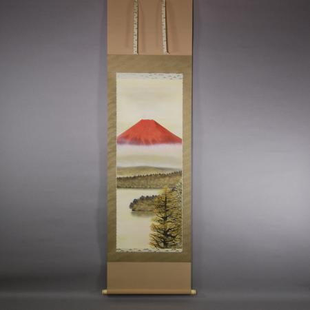 ART NOMURA: Red Mt. Fuji / Takuji Yoshimura - Aka-fuji