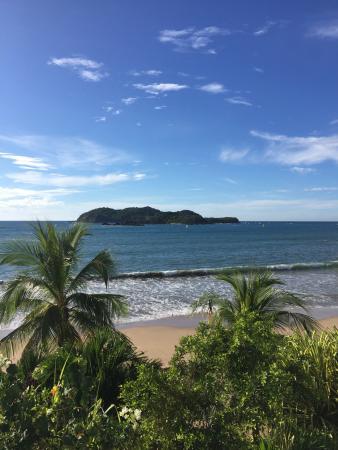 Club Med Ixtapa Pacific: beach view