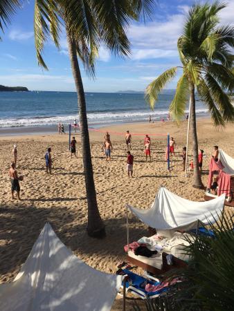 Club Med Ixtapa Pacific: Beach volleyball
