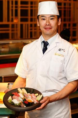 SASAGAWA Japanese Restaurant: Master Chef Sasagawa