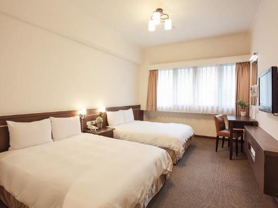 Ful Won Hotel: 房間