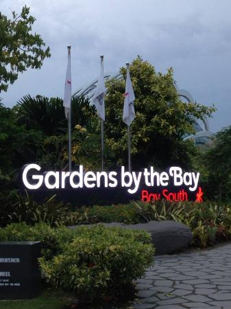 Gardens By The Bay Entrance