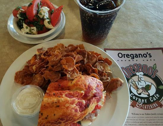 Hawthorn Woods, IL: Oregano's