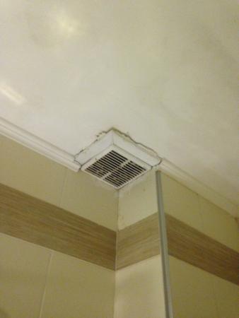 Hotel Los Pinos Punta: Instalaciones sin mantenimiento
