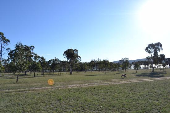Warwick, Australia: The park