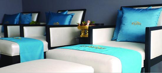 Forum Park Hotel: Elyrest Massage & Spa
