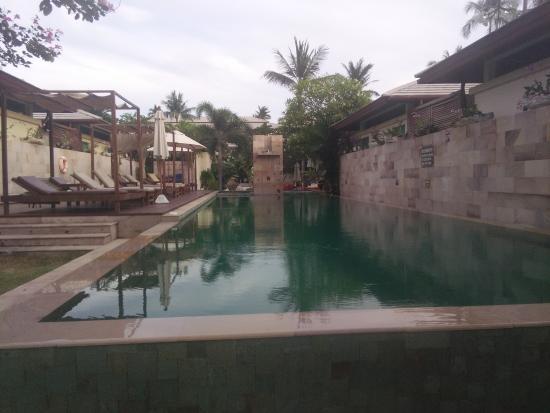 Elements Boutique Resort & Spa Hideaway: main pool