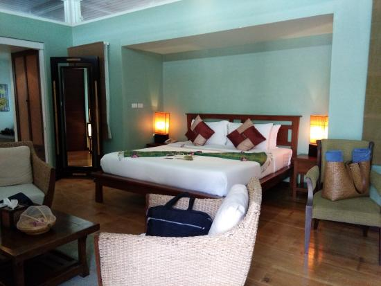 Elements Boutique Resort & Spa Hideaway: bed