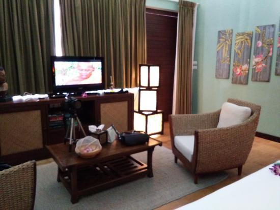 Elements Boutique Resort & Spa Hideaway: living