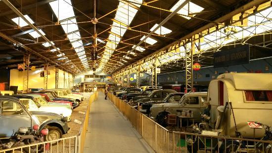 Musée Automobile Reims