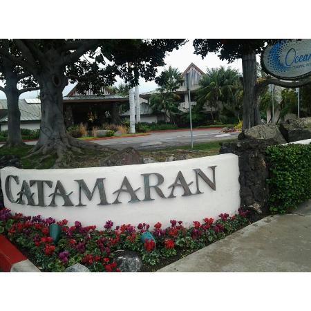 Catamaran Resort Hotel and Spa: Dec 23, 2015 Santa with great staff and guests