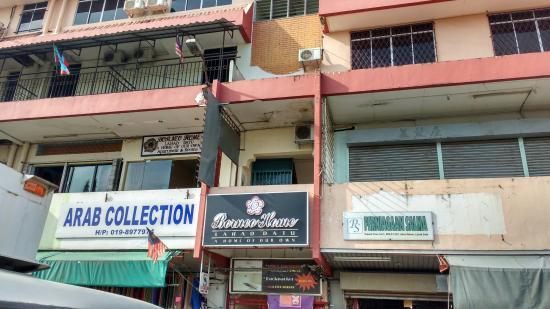 Lahad Datu, Malezya: Location