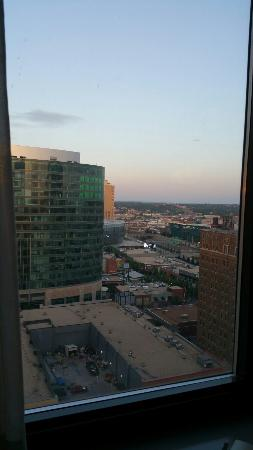 Crowne Plaza Hotel Kansas City Downtown: Excellent View from my room.