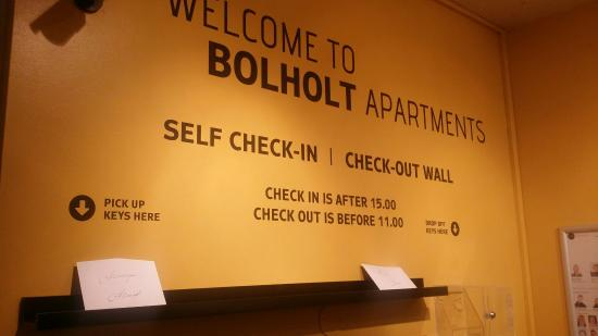 Stay Bolholt Apartments: 20160121_184610_large.jpg
