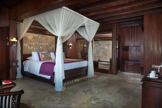 Pita Maha Resort and Spa: duplex villa downstair