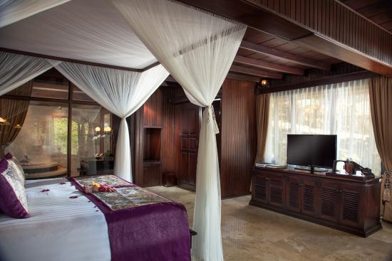 Pita Maha Resort and Spa: duplex villa downstair