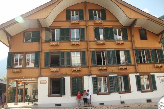 Residence Jungfrau Resmi