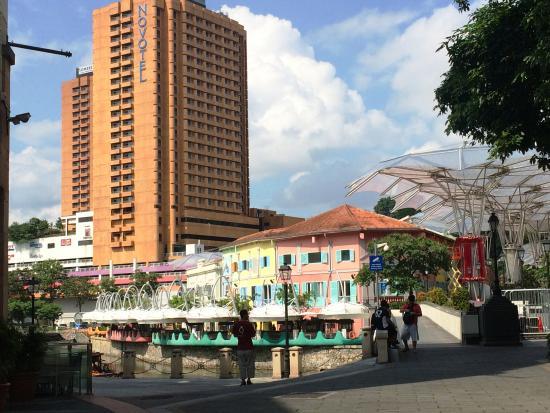 Bilde fra Novotel Singapore Clarke Quay