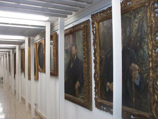 Quadreria dei ritratti dei Benefattori dell'Ospedale Maggiore