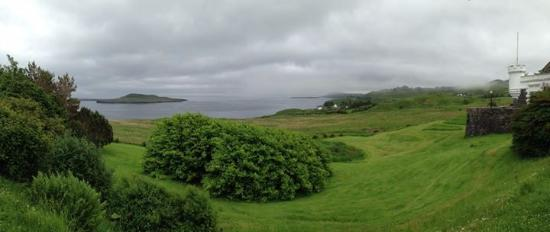 Staffin, UK: A view to die for