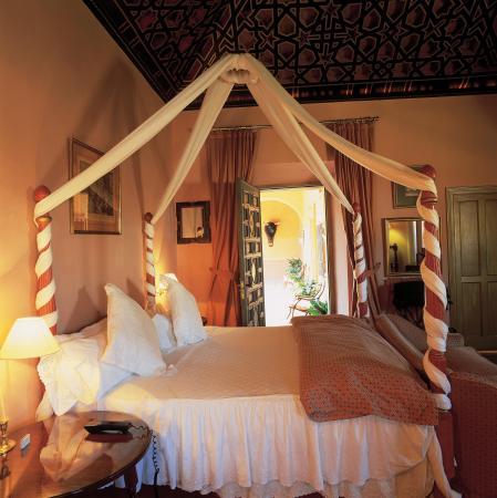 Casa Palacio de Carmona: Honeymoon Suite Nº7