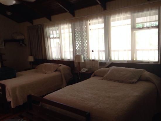 Sarapiqui, Costa Rica: The room