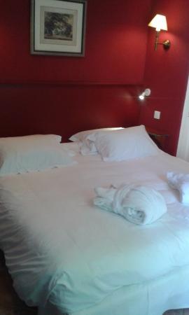Moissac-Bellevue, Frankrijk: une chambre ( 1er prix)