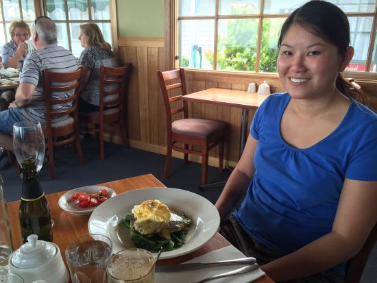 Best Cafe Food in Tasmania