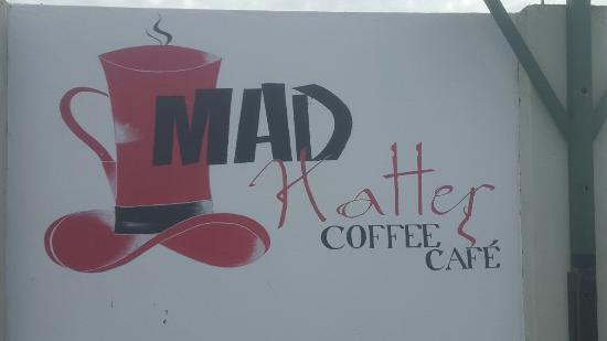 Lamberts Bay, Güney Afrika: Mad Hatter Coffee Cafe