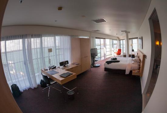 Hilton Auckland: Lounge