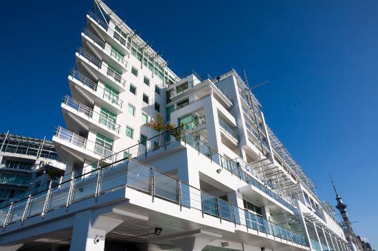 Hilton Auckland: Bay Suite ViewHotel