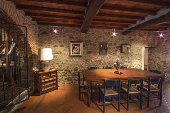 Lamporecchio, Italia: ristorante
