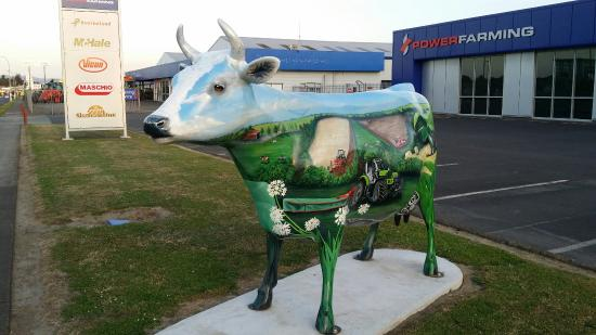 Morrinsville, Nieuw-Zeeland: 20160122_202226_large.jpg