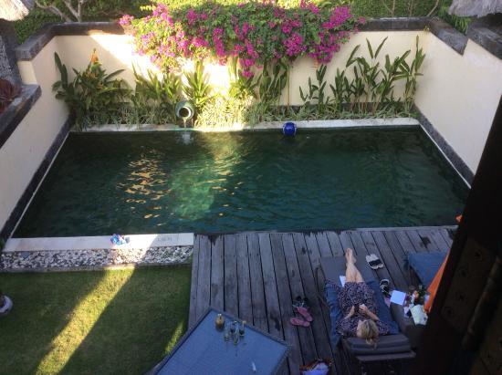 Bali Pavilions: Private pool