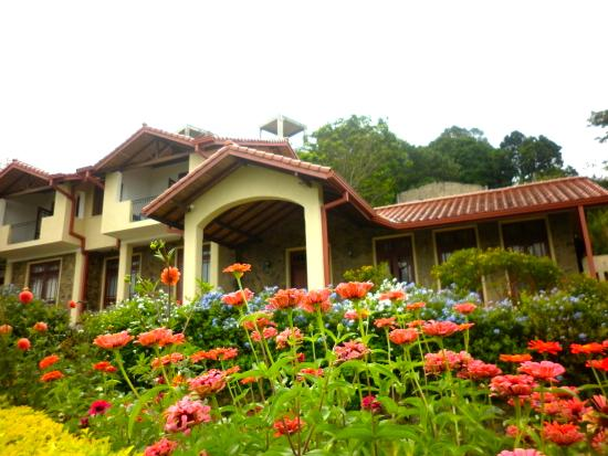 The Kandyan Villa: Its a magical hotel in the hills