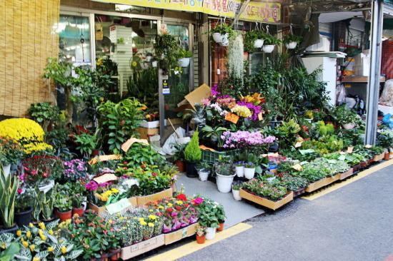 Bupyeong Market