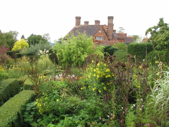 Northiam, UK: Deep in the gardens of Great dixter
