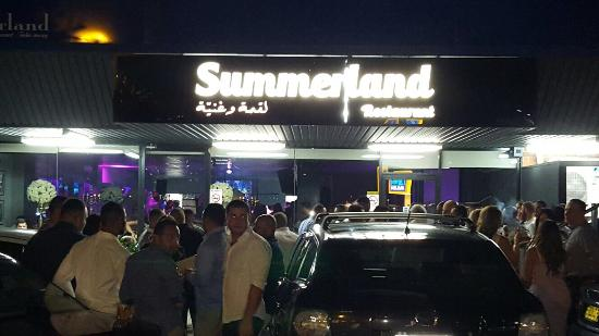 Summerland restaurant