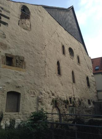 Alte Synagoge Aufnahme