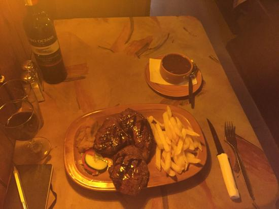 Parow, Güney Afrika: my menu